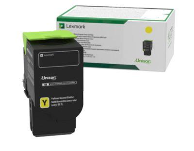 Lexmark Tonerkassette C242XY0 gelb, 3500 Seiten