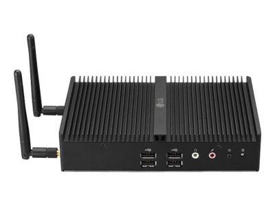LG Thin Client Box CK500W-3A - USFF - G-Series GX-212JJ 1.2 GHz - 4 GB - 32 GB
