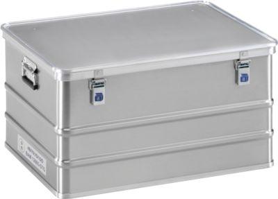 Lichtmetalen kist voor gevaarlijke stoffen, GGVS-vergunning, 156 liter