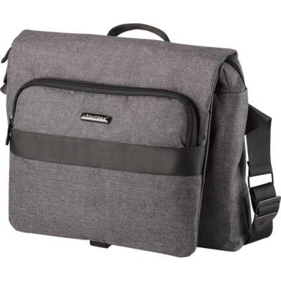 LIGHTPAK® schoudertas WALKER voor laptop, voor 15