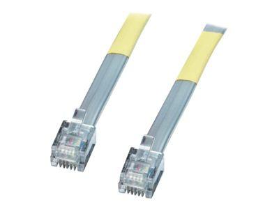 Lindy Netzwerkkabel - 10 m - Silber