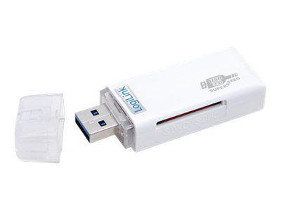 LogiLink CardReader USB 3.0 - Kartenleser - USB 3.0