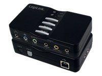 LogiLink USB Sound Box Dolby 7.1 - Soundkarte