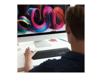 Logitech Craft Advanced with Creative Input Dial - Tastatur - US International