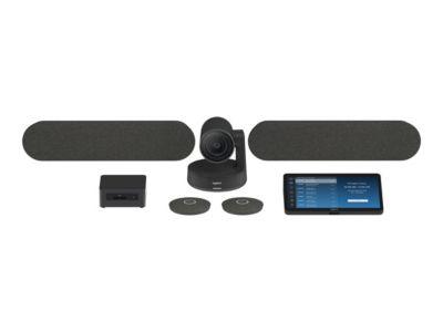 Logitech Tap for Zoom Large Rooms - Kit für Videokonferenzen - mit Intel NUC (i5-8259U, 8GB RAM, 240GB SSD)