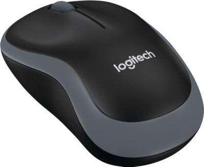 Logitech Wireless Mouse M185, anthrazit/grau
