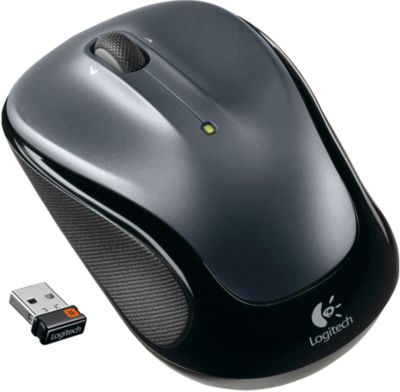 Logitech Wireless Mouse M325 dark silver