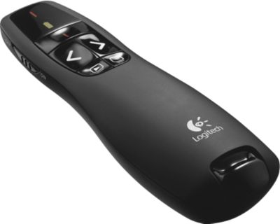 Logitech® Wireless Presenter R400