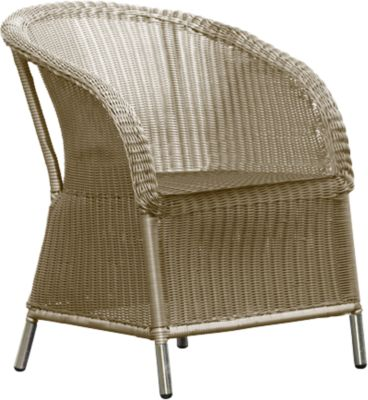 Lounge-Sessel Romantik, taupe