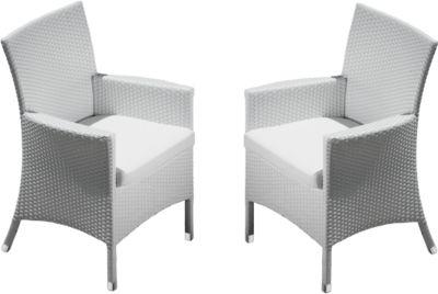 Lounge stoel Poëzie, wit