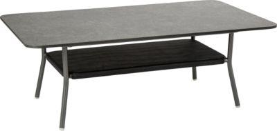Loungestoelte Ruimte, 130x80 cm, weerbestendig, aluminium frame, opbergruimte
