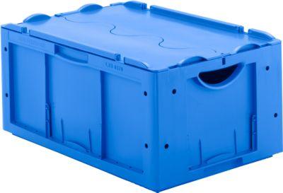 LTB-bak 6270, blauw, met deksel