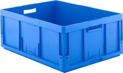 LTB-bak 8320, blauw, zonder deksel
