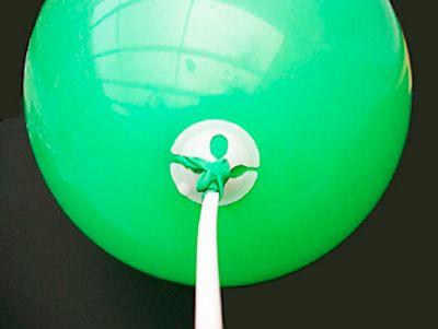 Luftballon-Zubehör, Patentstäbe
