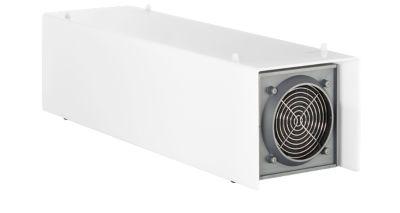 Luftreiniger Plasma-Air-Cleaner, Umwälzleistung 35 m³/h, Edelstahl