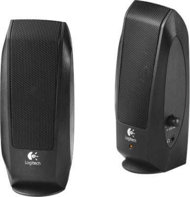 Luidsprekersysteem Logitech® S-120 speakers