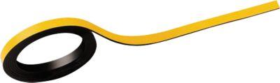 Magneetstrip, 0,5 x 100 cm, 2 st., geel