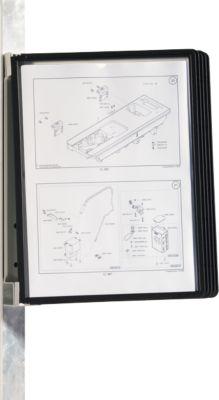 Magnet-Wandhalter-Set VARIO WALL, inkl. 5 Tafeln