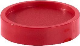 Magneten, 34 mm, rood, 10 stuks