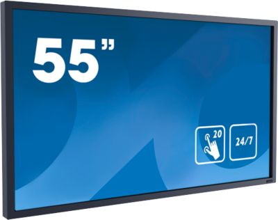 "Magnetoplan Touch-Display easyboard 55"", 20 Touchpunkte, Full HD, Diagonale 138,8 cm"
