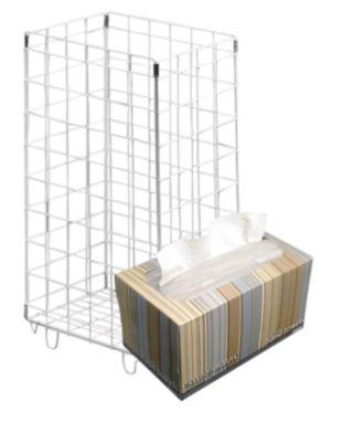 Mand groot + box met KLEENEX® Ultra Soft handdoekjes GRATIS