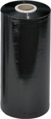 Maschinenstretchfolie, schwarz, 23 my, 1700 m lang
