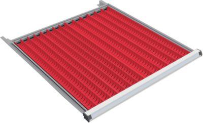 Materiaalbak van 33 en 45 mm hoogte, voor ladehoogte 50 mm