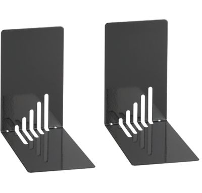 MAUL Design Buchstützen, schwarz