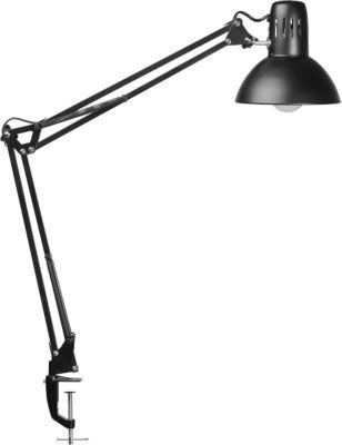 MAUL LED-Tischleuchte Study, Büro, Klemmfuß
