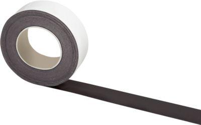 MAUL Magneetband, zelfklevend, 35 mm x 10 m