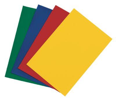 MAUL Magnetbögen, beschriftbar, DIN A4, gelb