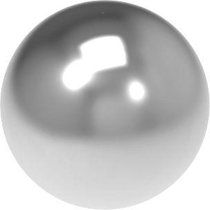 MAUL Neodym- magnet, Ø 10 mm, 4 stuks