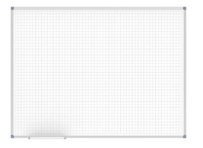 MAUL Whiteboard Basic, großes Raster, 900 x 1200 mm