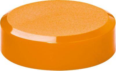 MAULPro-serie magneten whiteboard 2000, 30 x 10,5 mm, 20 stuks, oranje