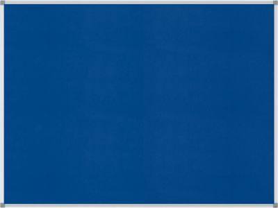 MAULstandard Pinboard, Textil, 900 x 1200 mm, blau