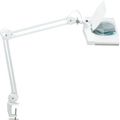 MAULvitrum LED-Lupenleuchte, 6.500 Kelvin, weiß
