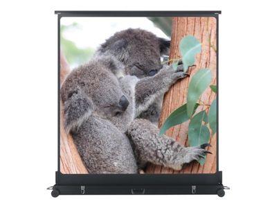 MEDIUM Movielux Mobile - Projektionsschirm mit Bodenständer - 219 cm (86 Zoll)