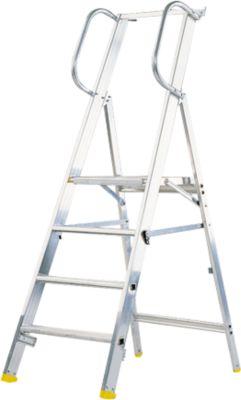 MEHRSI®-Plattformleiter, 4 Stufen