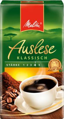 Melitta koffie Auslese Klassieke, 500 g