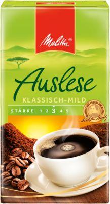 Melitta koffie Auslese Klassieke, Mild, 500 g