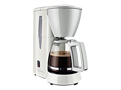 Melitta Single 5 M720-1/1 - Kaffeemaschine - weiß