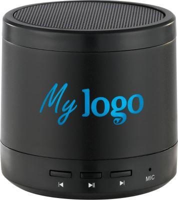 Metmaxx® Bluetooth Sound'n'Logo, Bluetooth-Beatmaschine, 3 Stunden Musikgenuss, schwarz