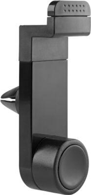 Metmaxx Handyhalter CarClick, Federmechanismus, Lüftungsaufsteckclip, opt. Werbedruck