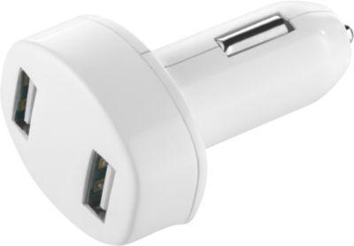 METMAXX Ladegerät Charge & Drive Pad Power, weiß