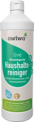 Microbiologische allesreiniger awiwa® live, pH-neutraal, geurverwijderaar, 1 l