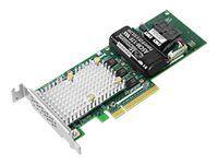 Microsemi Adaptec SmartRAID 3162-8i /e - Speichercontroller (RAID) - SATA 6Gb/s / SAS 12Gb/s - PCIe 3.0 x8