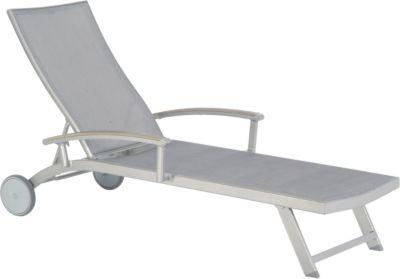 Milano roll sofa, aluminium grafiet