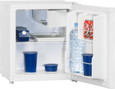 Mini-koelkast, met ijsblokjesvakje, zeer stil, inhoud 42 liter