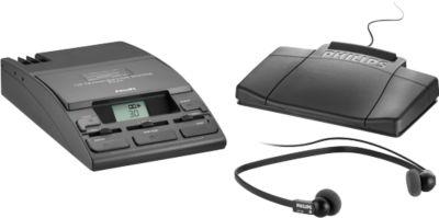Minicassette-dicteerapparaat PHILIPS 720