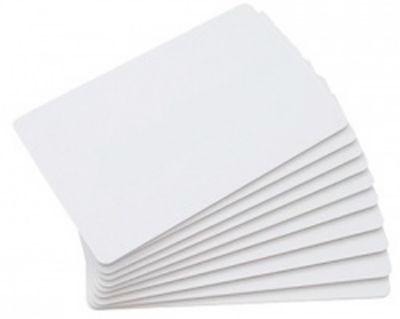 Mitarbeiter-Stempel-Chipkarten, für Zeiterfassungssystem IdentSmart ID500, RFID-Zeitbuchung, 10 Stück